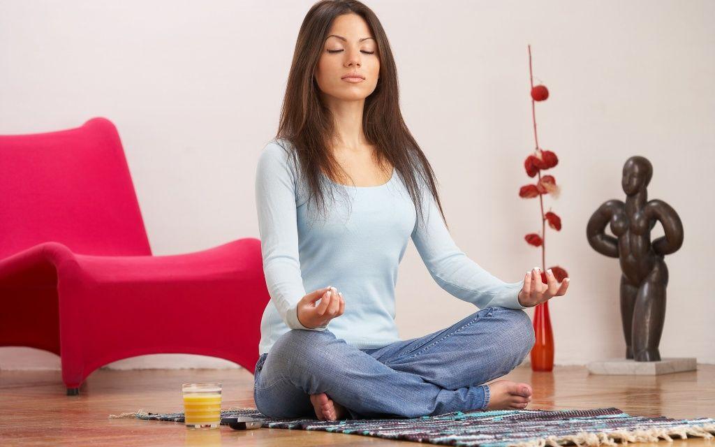 Слушать аудио-подкаст как медитировать дома